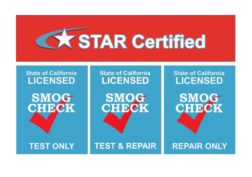 Star Cetified Smog Test and Repair Station 92618